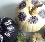 HALLOWEEN / Halloween fun. Recipes, decor, and creative spooky haunted ideas.