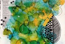 My Gallery - Mixed Media and Art Journaling / On this board you will find my mixed media and art journal projects, pinned from my personal blog so when you click on an image you will have a direct link to the blog post describing the project.