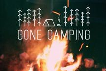 Camping/I love Lucile. / by Kristen Garber