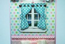 Window Cards (Windows to the World and Window Deco Die Set)