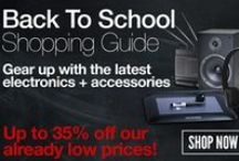 Back To School Shopping Guide 2014 / Gear up with the latest electronics and Accessories and save up to 35% on our already low prices! / by Monoprice.com