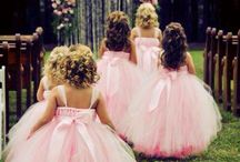 Flower Girls & Ring Bearers / Outfits, photographs, signs, and more cute items involving our most precious kids as they become flower girls and ring bearers.  / by Plan It Event Design & Management
