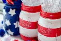 4th of July / Holiday fun with a patriotic twist! / by Plan It Event Design & Management