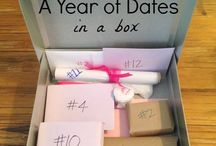 Gifts / Ideas to create, make, or buy for anniversaries, weddings, birthdays, and other amazing gifts! / by Plan It Event Design & Management