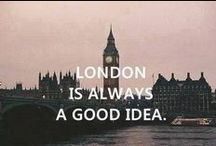 London / I'm moving to London!