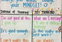 Growth Mindset / Growth mindset curriculum - teaching students the power of resiliency that is accessible at an elementary school age.