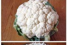 Cauliflower / by Karen Tobich