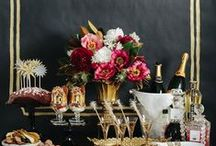 NEW YEARS / New years party ideas, goal making tips, and decor.