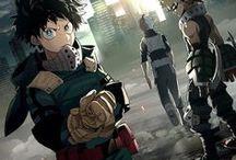 •Boku no Hero Academia•