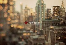 NYC / by Jodi Kern
