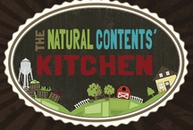 Simple Cooking with Natural Contents / Organic, non gmo, naturally gluten free recipes. Enjoy. / by Natural Contents Kitchen