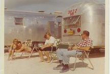 Airstreams and Spartans / by John Pittman