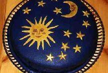 Sun, Moon & Stars / Beautiful, Suns, Moons & Stars! / by Ena Newell