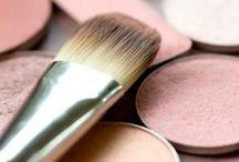 M A K E - U P / Lipsticks and eyebrows. / by Anni S.