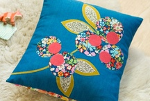 Sewing :: Pillows / by Pellon Projects