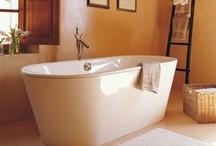 Bañeras / Bathtubs / Las más impresionantes bañeras de diseño, todo un mundo de sensaciones