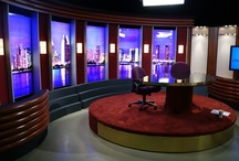 KPBS Set Options / by Ena Newell
