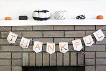 Holiday :: Give Thanks... / by Pellon Projects