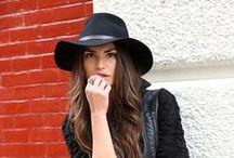 Women in hats