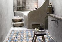 Mosaicos Hidraúlicos / Hydraulic Mosaics