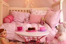 Kinsley's Big Girl Room / by Christine Hafele