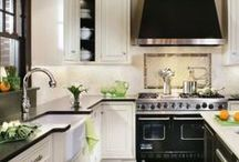 decorate: kitchen / by Candida Marie