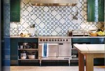 Kitchen love / Anything Kitchen.....white, color, clean, collected...what's your style?