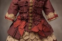antique doll clothes and accesories / by Judy Lloyd