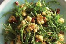 Best-Ever Salads / Creative, healthy and delicious salad recipes.