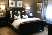 Bedrooms, closets & things / Great ideas for bedroom decorating.  / by deborah