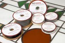 No Days Products / No Days Adhesives and Glazing Materials and how to use them