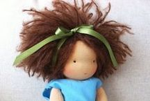 doll making - waldorf style