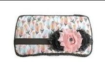 Precious Little Tot Favorites / Handmade Diaper Bags, Clutches and Baby Products for Moms, New Moms and Babies.