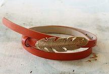 .: belts :. / by Momma Wolf
