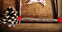Christmas crafting and decoration