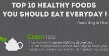 Healthy Lifestyle / Tips & tricks to be more healthy! // Consejos y trucos para estar más saludable!