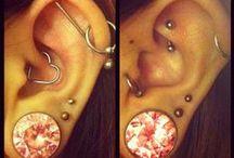 Tats and piercings  / by Jona Awmiller