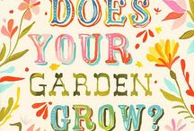 How does your garden grow? / Gardening and plants