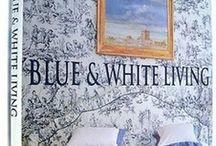 Color: Serene Blues / Interior design, decorating, color scheme / by Terry 'n' Natalie Mullins