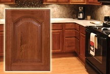 Cabinetry / Cathedral style aka Camel-back, Arch, Lincoln...decor, color, paint, stain, design, layout, accessories / by nataliesearlyattic