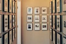 Home- Hallway / by Lydia Holly