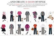 Packing tips and tricks / Tips and tricks for packing and mixing your wardrobe