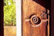 Door / by nataliesearlyattic