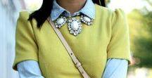 Fashion Inspiration / Outfits Ideas