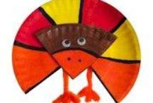 Holidays - Thanksgiving / by Amanda Mecklem