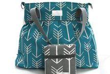 PLT Diaper Bags / Precious Little Tot Handmade Diaper Bags