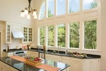 A Kitchen to Dine For / Your Guide to Choosing Windows and Doors