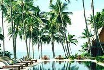 T R O P I C S / Tropical style | fashion | beauty