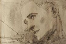 My Tolkien Art
