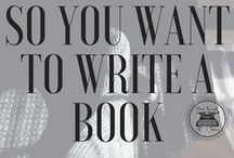 Write Away! / Tips, tricks, and bits of inspiration to write your world.